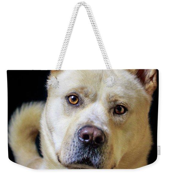 Carlos Weekender Tote Bag