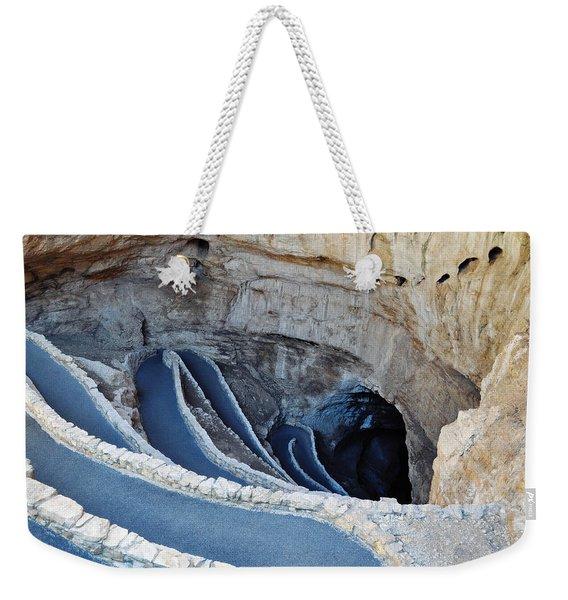 Carlsbad Caverns Natural Entrance Weekender Tote Bag