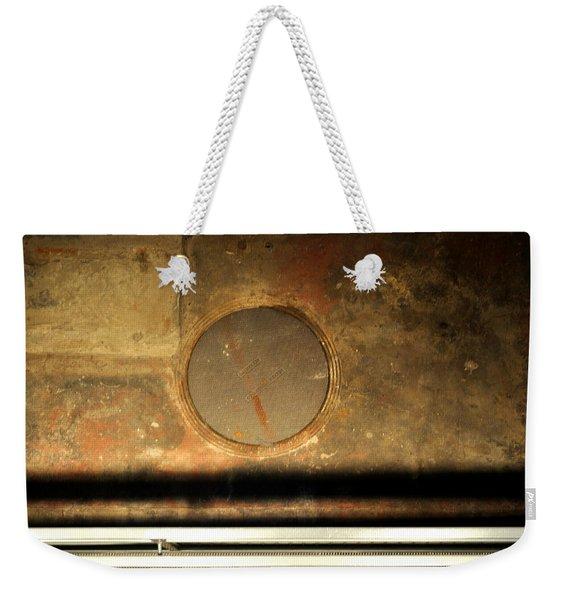 Carlton 15 - Square Circle Weekender Tote Bag