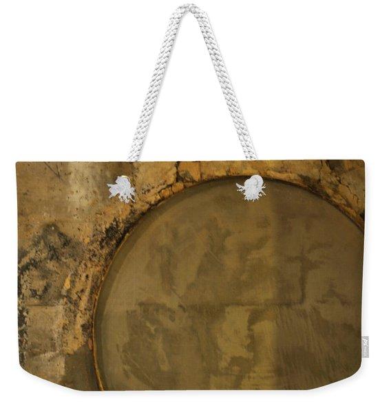 Carlton 3 - Abstract Concrete Weekender Tote Bag