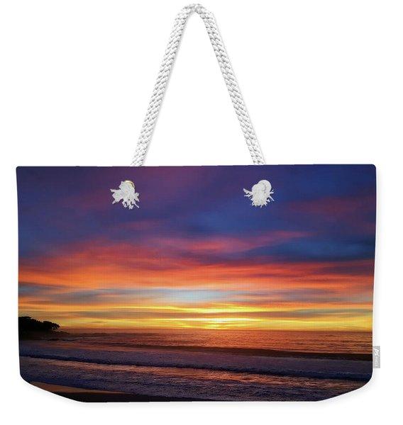 Carmel Weekender Tote Bag