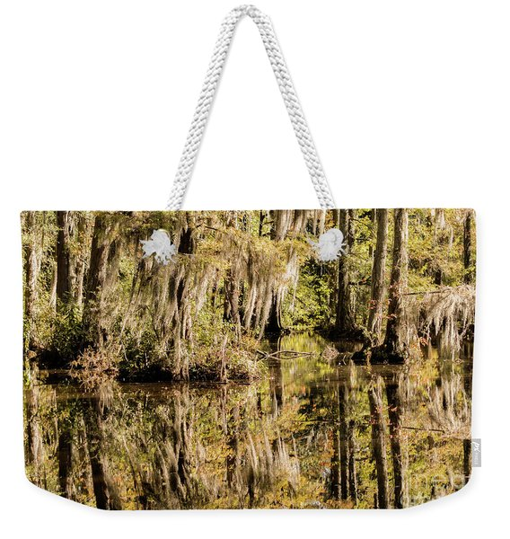 Carolina Swamp Weekender Tote Bag
