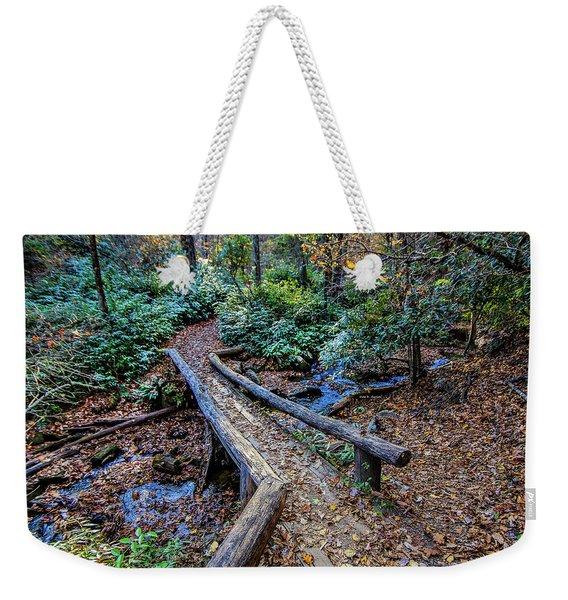 Carpet Of Leaves Weekender Tote Bag