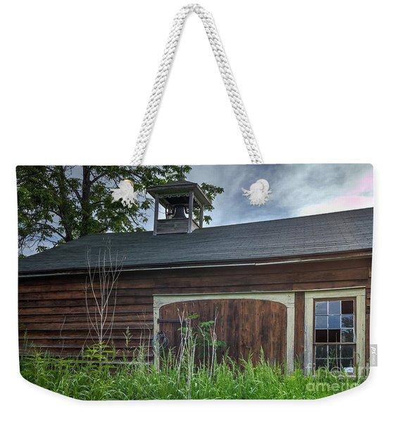 Carriage House Weekender Tote Bag