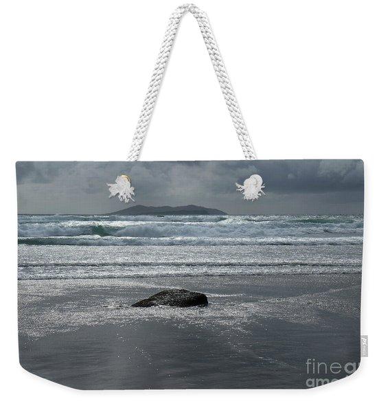 Carrowniskey Beach Weekender Tote Bag