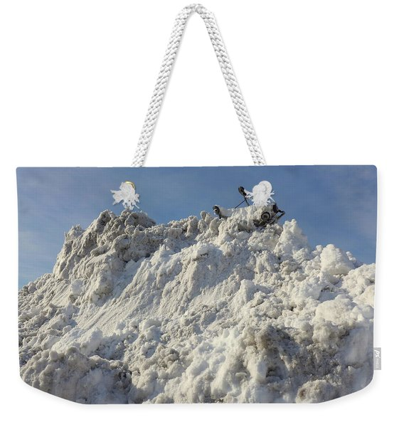 Cart Art No. 31 Weekender Tote Bag