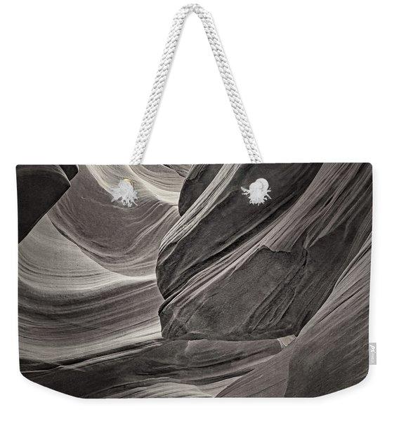 Carved By Water Tnt Weekender Tote Bag