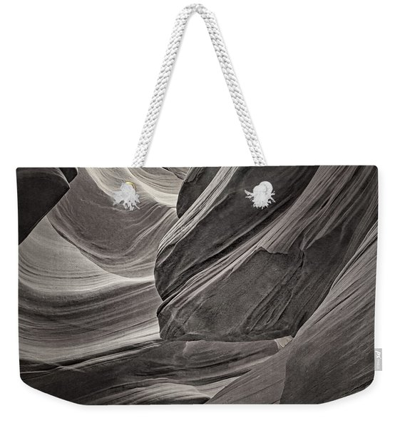 Carved By Water Tnt Weekender Tote Bag