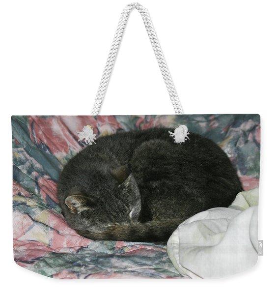 Cas-1 Weekender Tote Bag