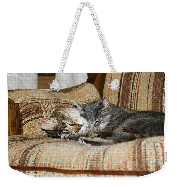 Cas-3 Weekender Tote Bag