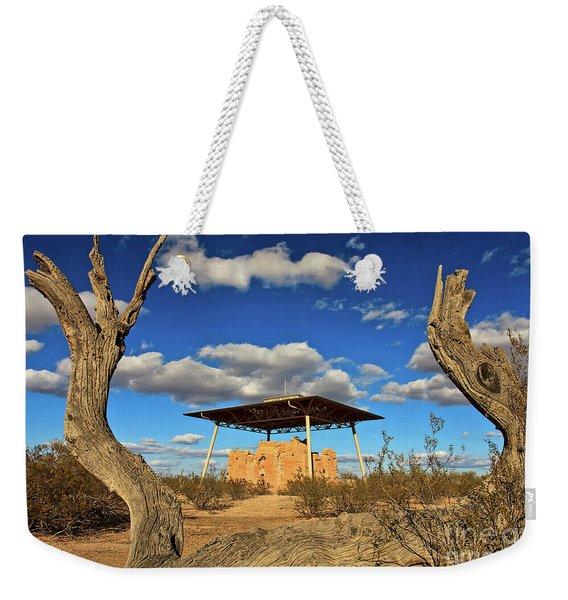 Casa Grande Ruins National Monument Weekender Tote Bag