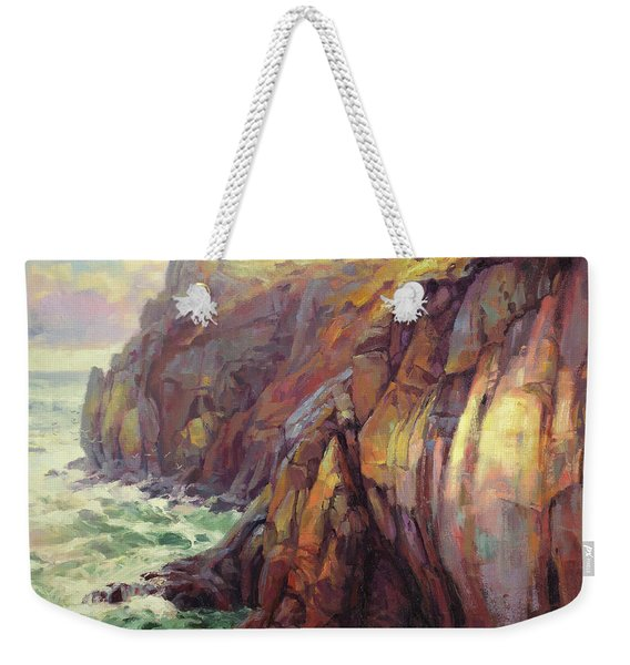 Cascade Head Weekender Tote Bag