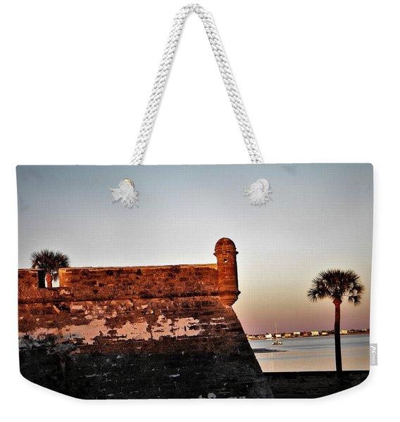 Castillo De San Marcos Weekender Tote Bag