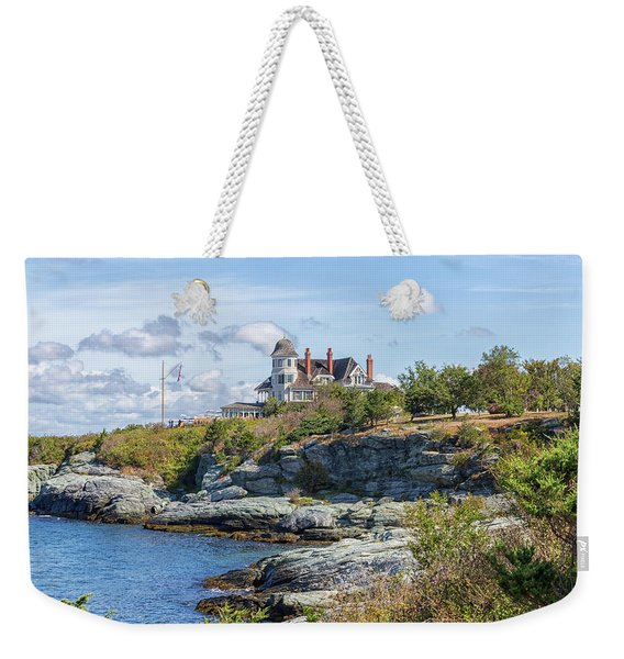 Castle Hill Inn Weekender Tote Bag