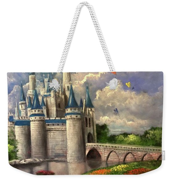Castle Of Dreams Weekender Tote Bag