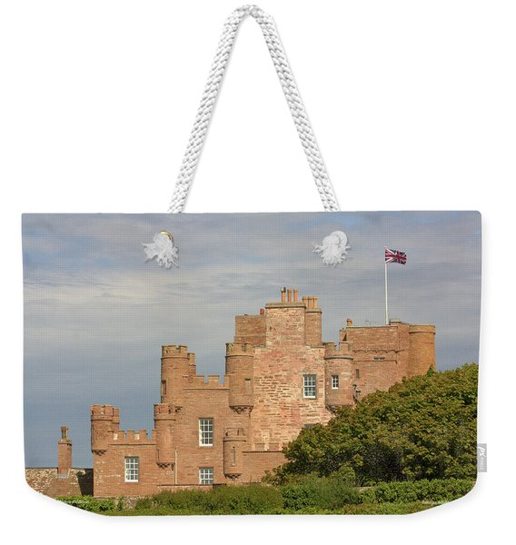 Castle Of Mey Weekender Tote Bag