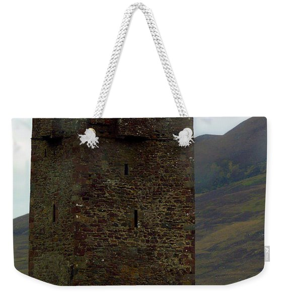 Castle Of The Pirate Queen Weekender Tote Bag