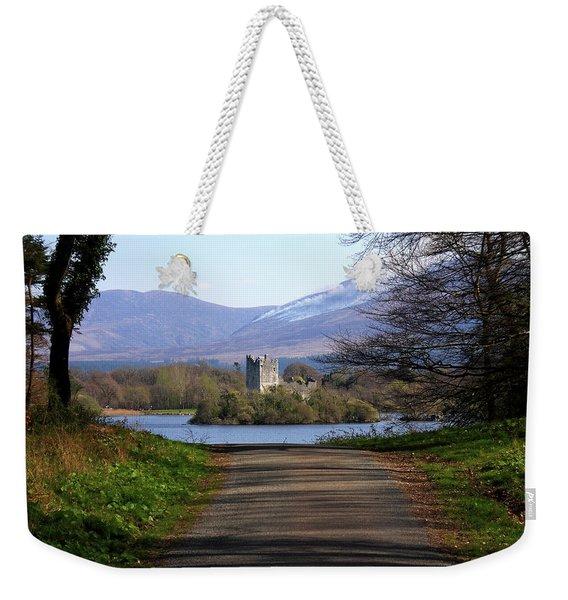 Castle On The Lakes Weekender Tote Bag