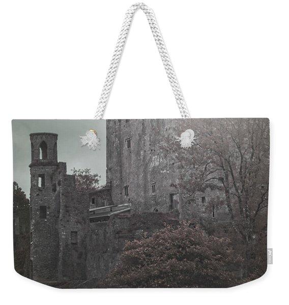 Castle Vignette Weekender Tote Bag
