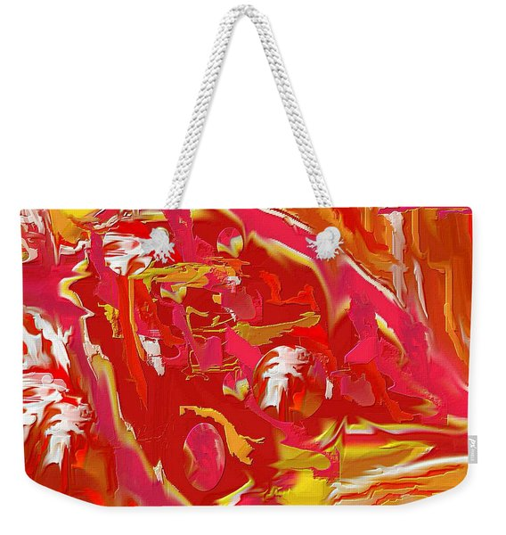 Catalyst Weekender Tote Bag