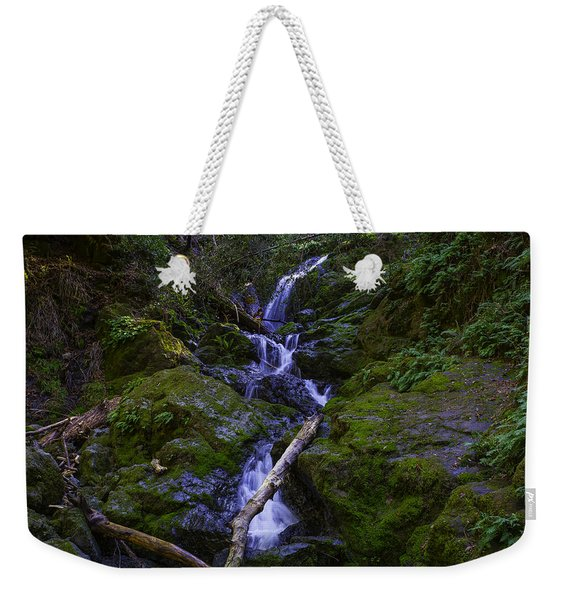 Cataract Waterfalls Weekender Tote Bag