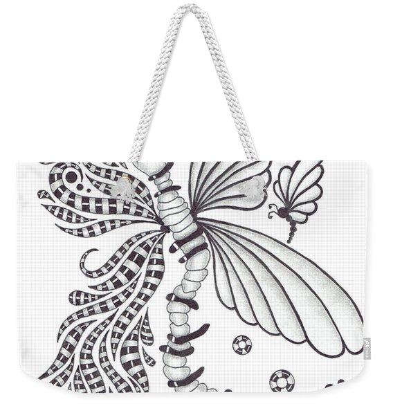 Catbutterfly Lifesavers Weekender Tote Bag