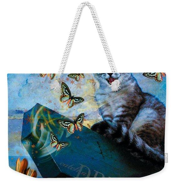 Catch A Dream Weekender Tote Bag