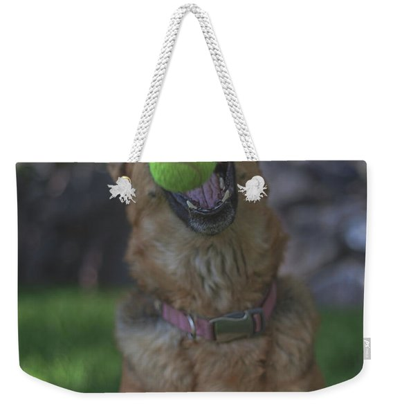 Catch  Weekender Tote Bag