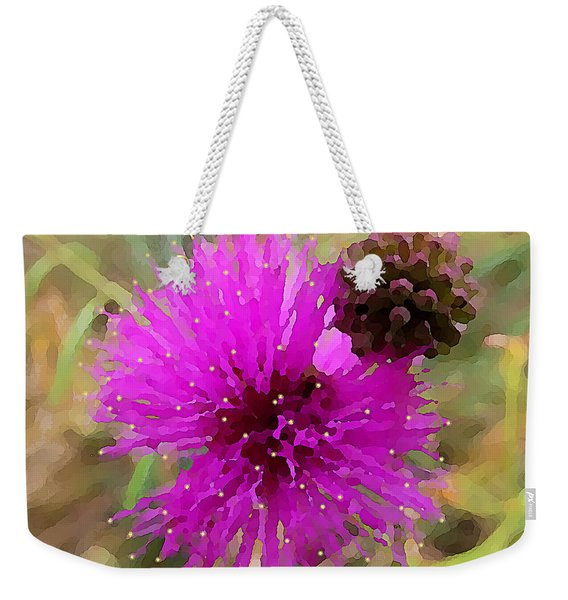 Catclaw Pink Mimosa  Weekender Tote Bag
