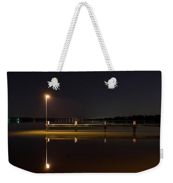 Catfish Corner Weekender Tote Bag