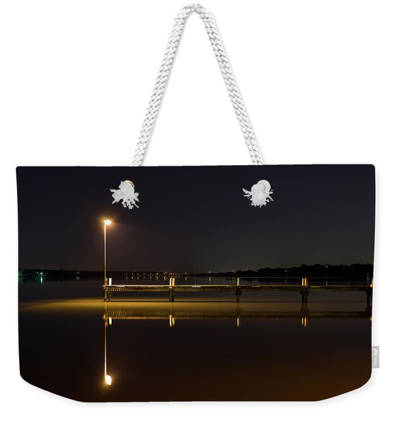 Catfish Corner Weekender Tote Bag