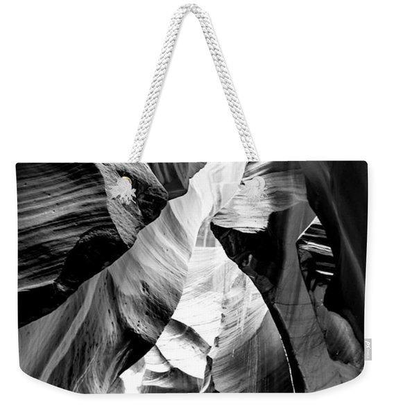 Cathedral Cave Weekender Tote Bag