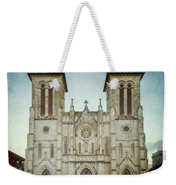 Cathedral Of San Fernando Weekender Tote Bag
