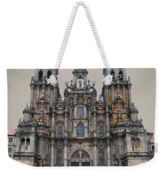 Cathedral Of Santiago De Compostela Weekender Tote Bag