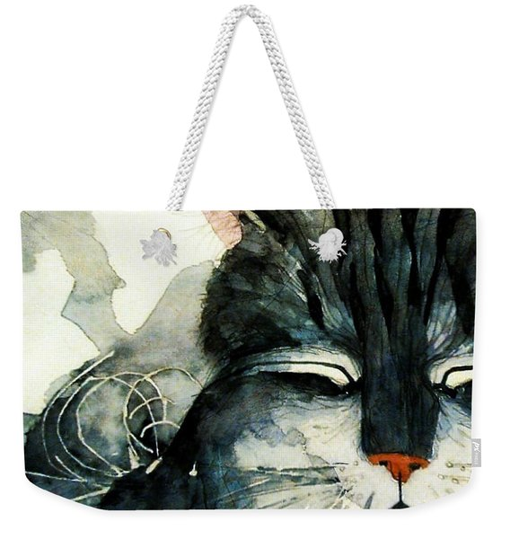 Cats Whiskers Weekender Tote Bag
