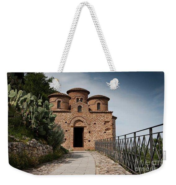 Cattolica Di Stilo, Weekender Tote Bag