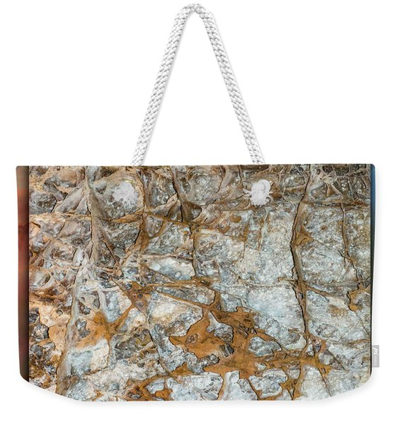 Cave Abstraction.... Weekender Tote Bag