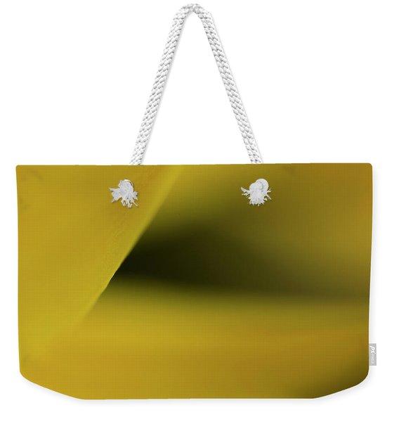 Cavern Weekender Tote Bag
