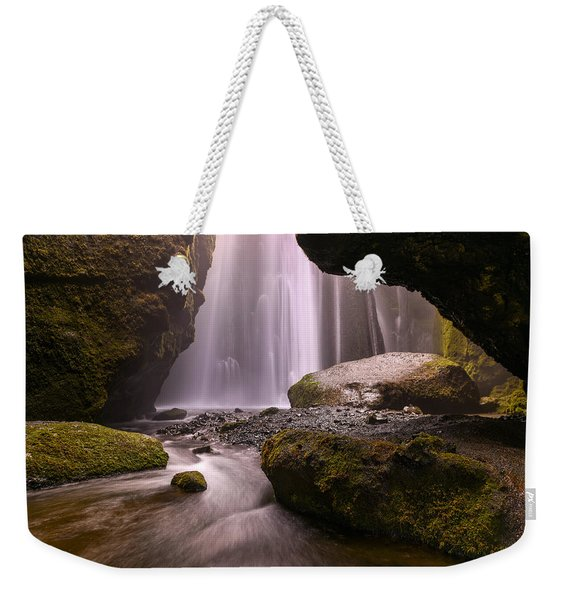 Cavern Of Dreams Weekender Tote Bag