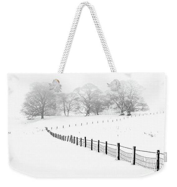 Leading Lines Weekender Tote Bag