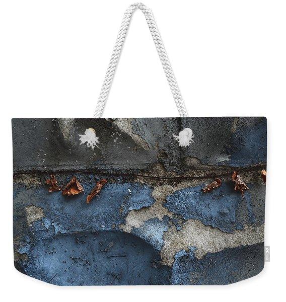 Cease Upon Midnight Weekender Tote Bag