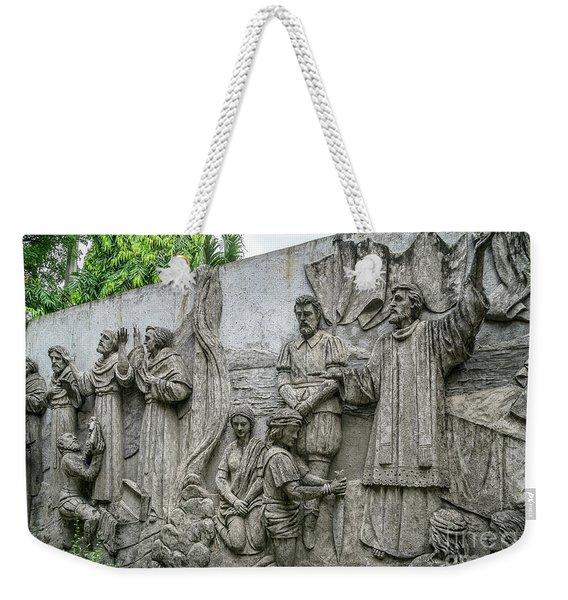 Cebu Carvings Weekender Tote Bag