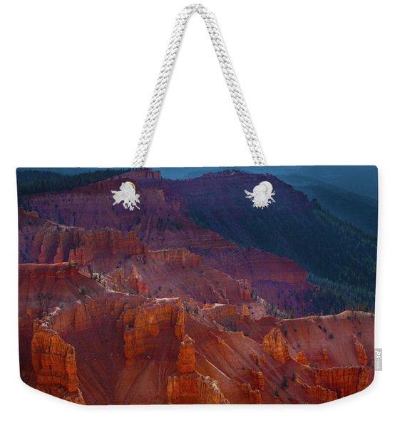 Cedar Breaks Brilliance Weekender Tote Bag