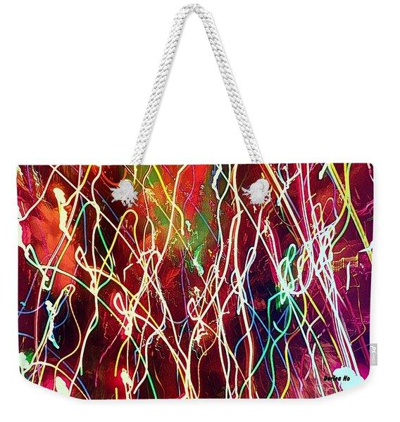 Celebration Weekender Tote Bag