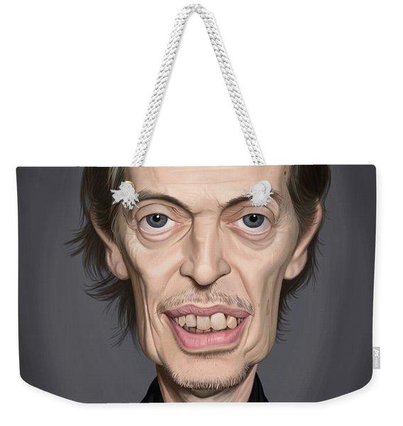 Celebrity Sunday - Steve Buscemi Weekender Tote Bag