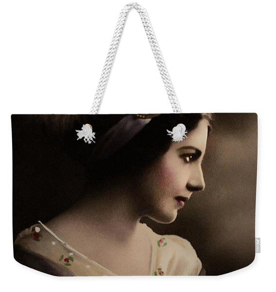 Celeste Aida Weekender Tote Bag