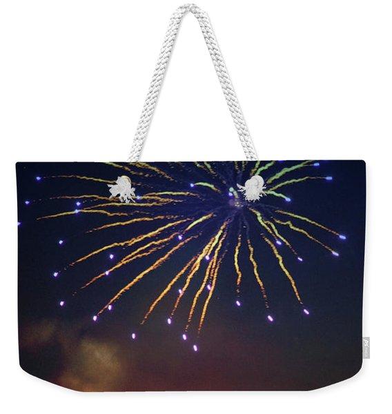 Celestial Celebration  Weekender Tote Bag