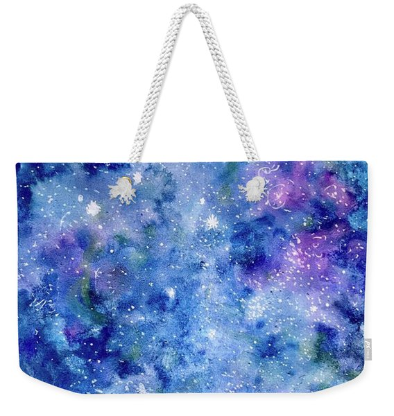 Celestial Dreams Weekender Tote Bag