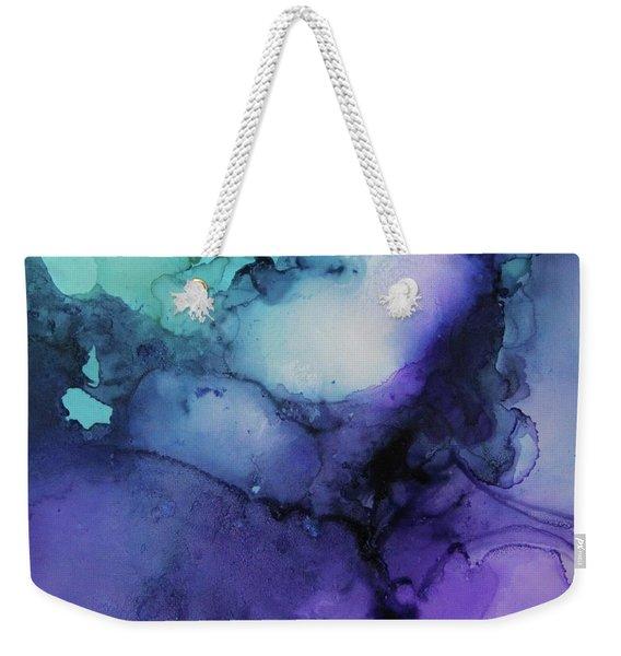 Celestial Weekender Tote Bag