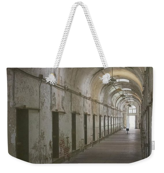 Cellblock Hallway Weekender Tote Bag